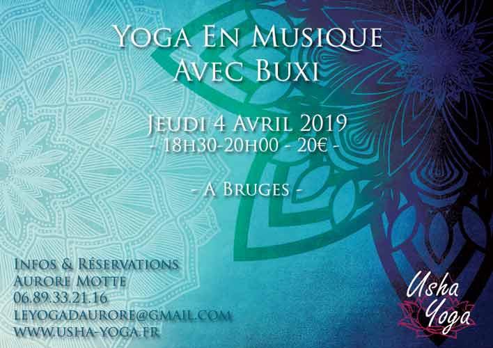 Yoga en musique